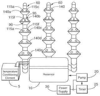 Steve van Dulkens Patent blog Aeroponic farming in towers on the