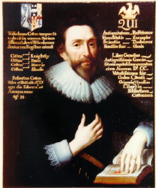 Cotton-lge Sir Robert Cotton