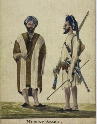 Muscat Arabs