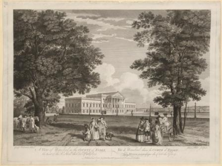 View of Wanstead House