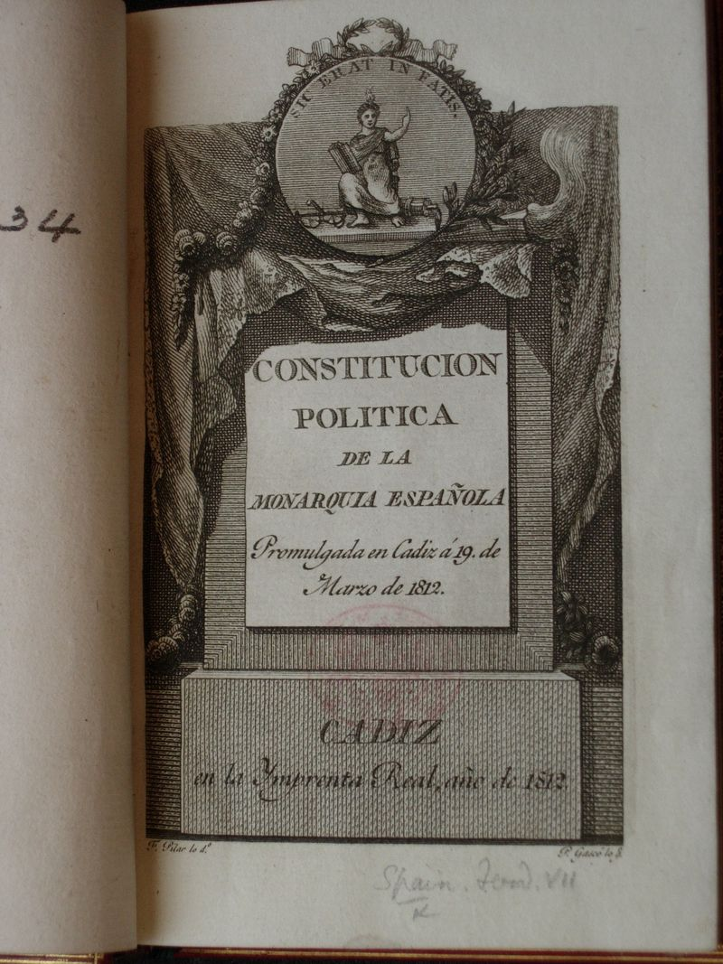 Constitution of cadiz