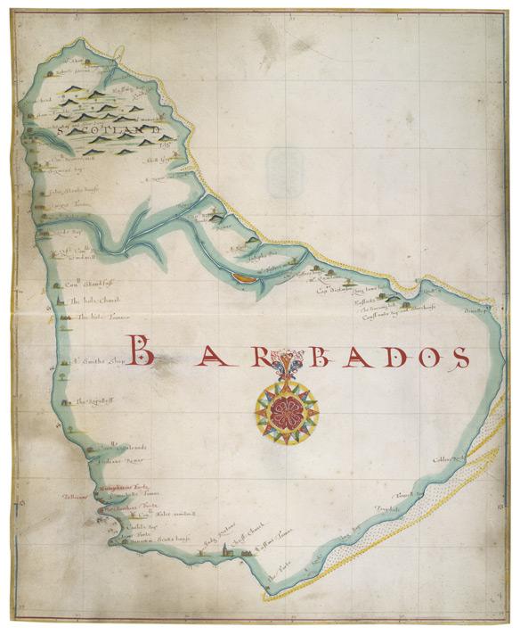 Barbados (Sloane Map)