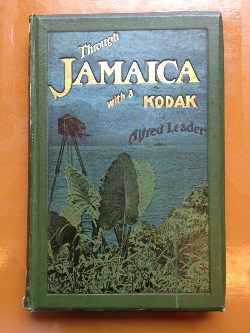 Jamaica with a Kodak (cover)