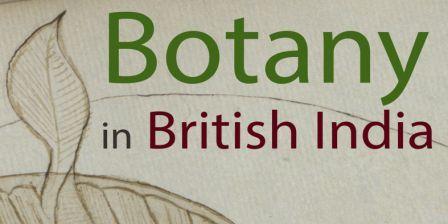Botany in British India Logo