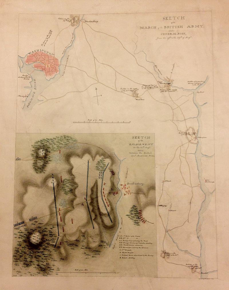 Battle of Bladensberg