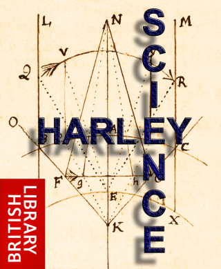 The logo of the British Library's Harley Science project.