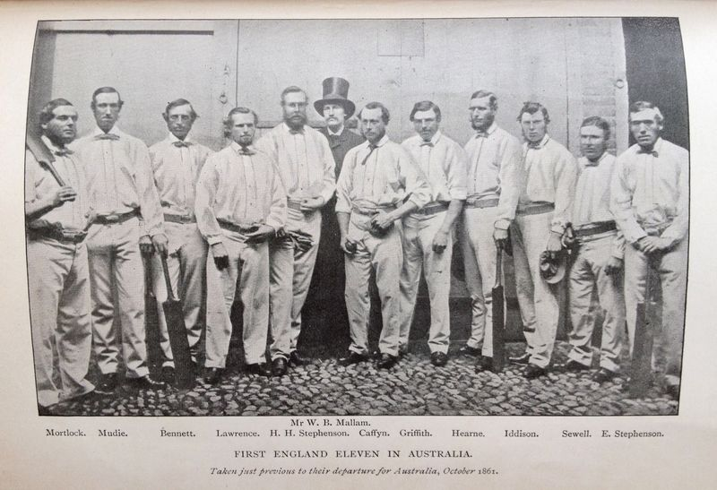 England 11 (1861-62)