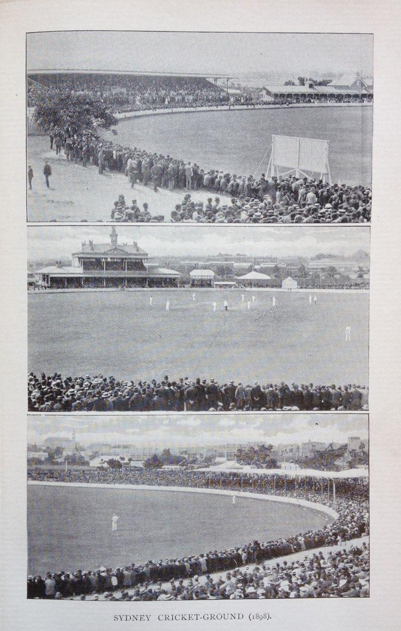 Sydney Cricket Ground (1898)