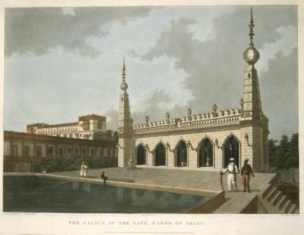 Nawab of Arcot's palace