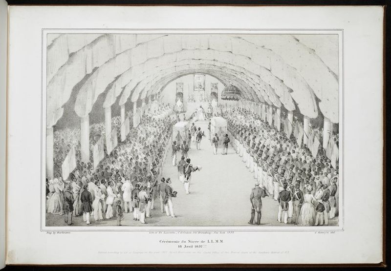 Coronation of Faustin I
