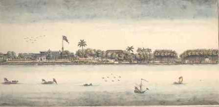A view of Anjengo
