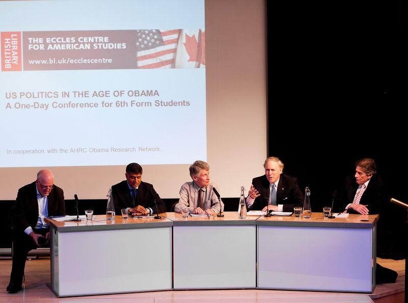 Us politics panel