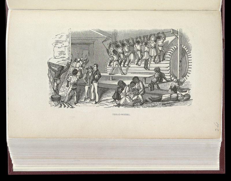Plantation methods of punishment