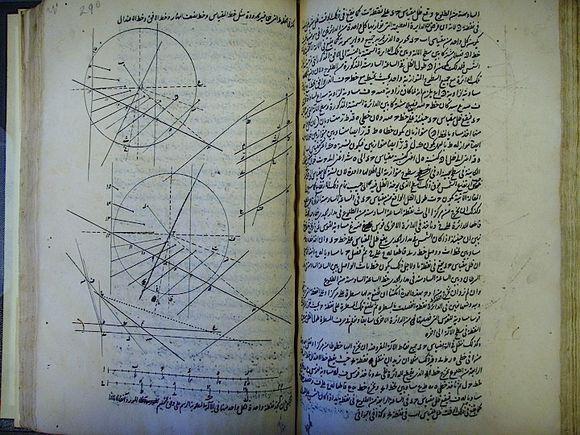 Mu'tamid Khān's Arabic translation of the identical passage (IO Islamic 1308, ff. 289v-290)