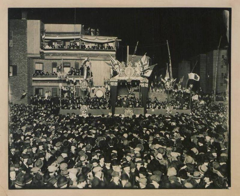 Sir Wilfrid Laurier (Montreal 1916)