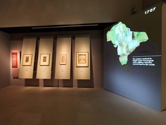 Introducing the Mughal Empire, by John Falconer