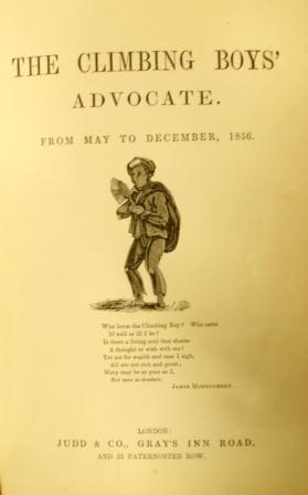 The Climbing Boy's Advocate