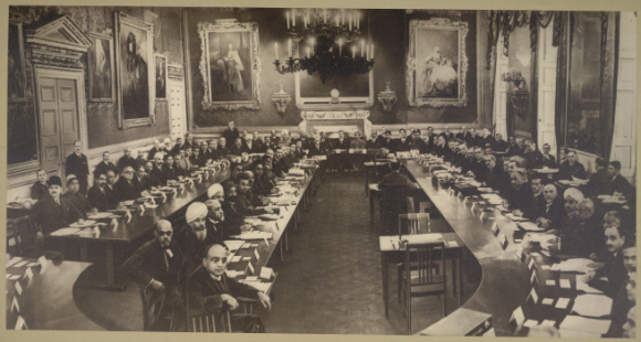 Round Table Conference, St. James's Palace, London 1930