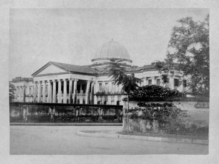 La Martiniere School in Calcutta