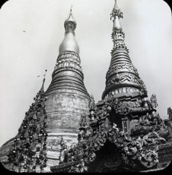 Shwe Dagon Pagoda Rangoon