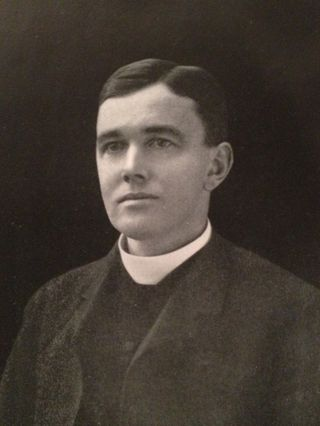 The Rev. Charles Wand Mitchell, frontispiece to vol. 2 (Mitchell 1921)