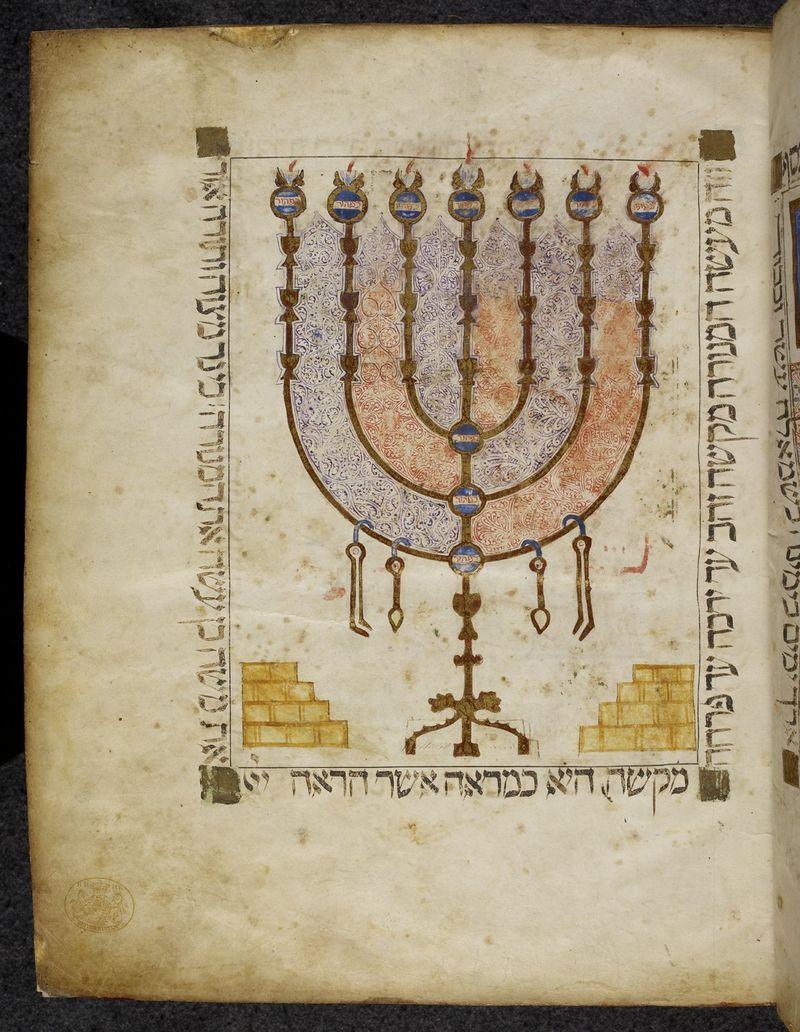 King's MS 1, f. 3r c13587-87