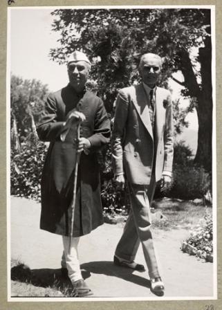 Jinnah & Nehru