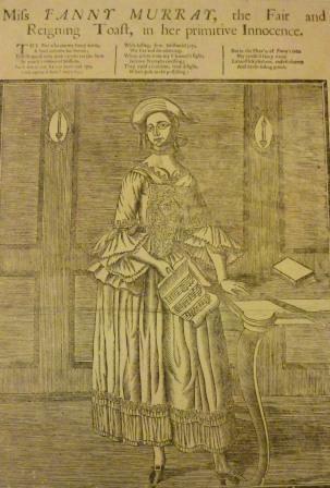 Fanny Murray 'in her primitive innocence'