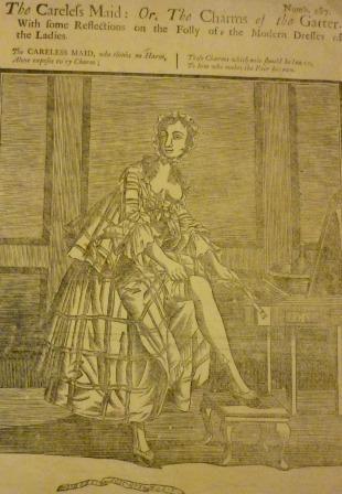 Fanny Murray -'The Careless Maid'