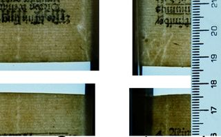 Pages showing a crown watermark