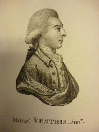 Monsieur Vestris Junior