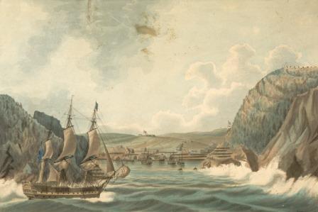 Newfoundland- St John's Harbour