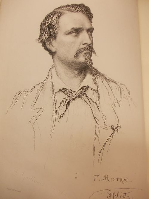 Portrait of Mistral