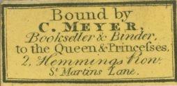Meyer Ticket