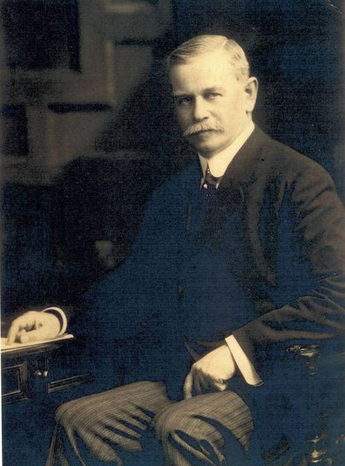 Photo of Thomas Jewell Bennett
