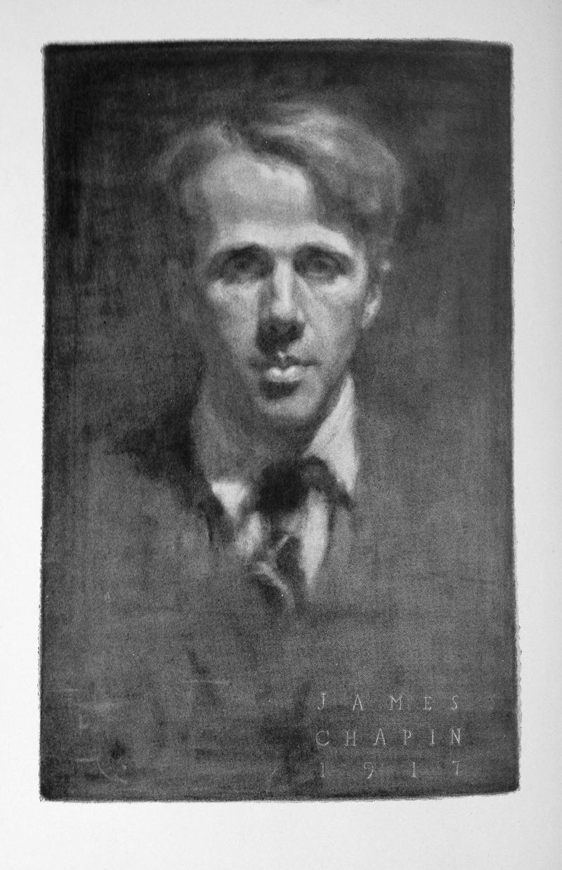 Robert Frost (portrait)