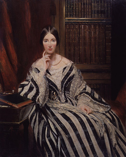 Portrait of Angela Burdett-Coutts