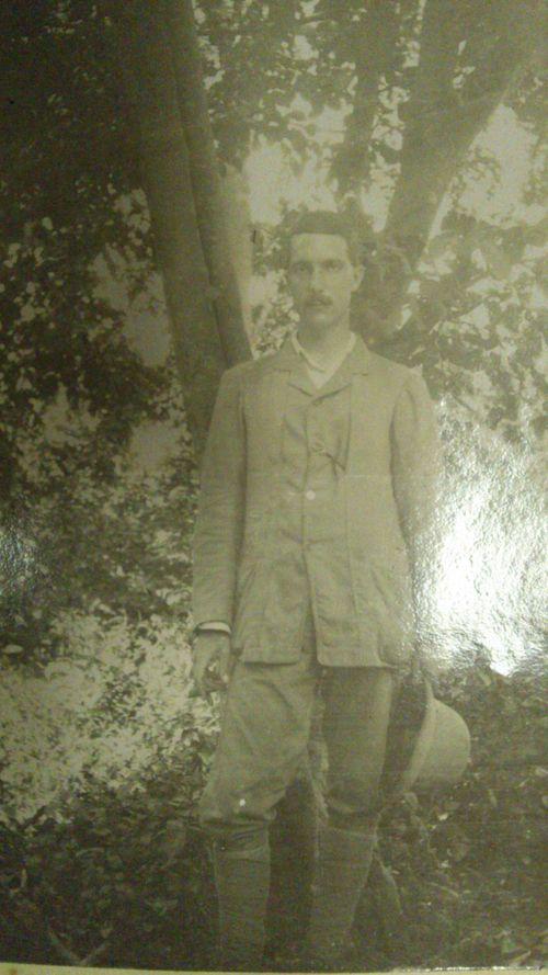 Portrait of Meinertzhagen