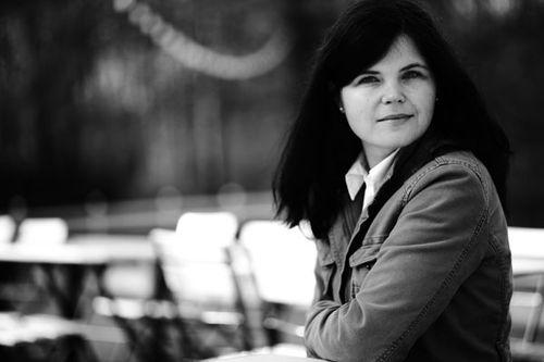 Photograph of Julia Franck