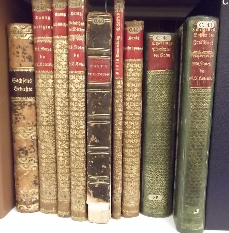 Coleridge books