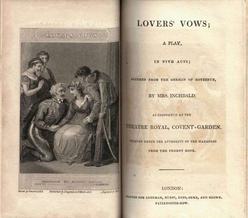 Lovers Vows (1345.a.23)