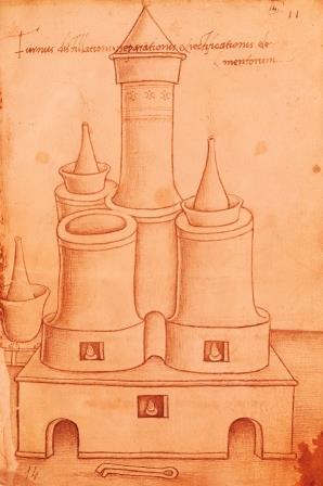 Alchemy furnace