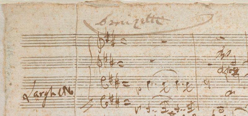 Donizetti clefs
