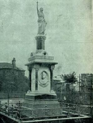 Memorial to James Starley