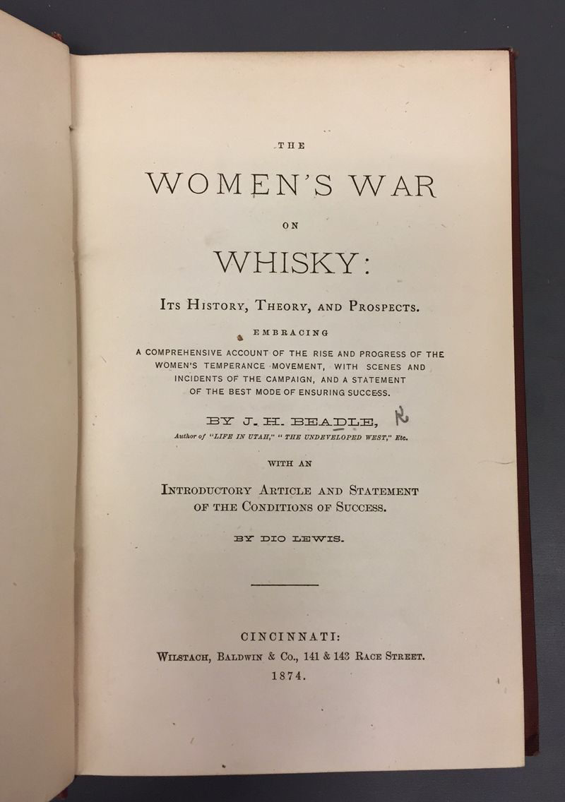 Womens War on Whisky (internal 8435b55)