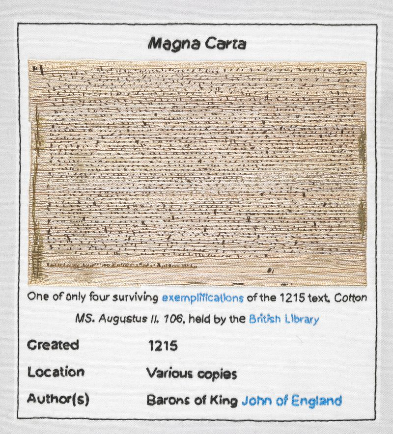 1215 magna carta book review Contents are: magna carta in context: a general survey from 1215 to the present day law before magna carta: the anglo-saxon law codes and magna carta and the rule of law edited by daniel barstow magraw and others (call # kd3946 m33 2014) the book is a comprehensive and insightful.
