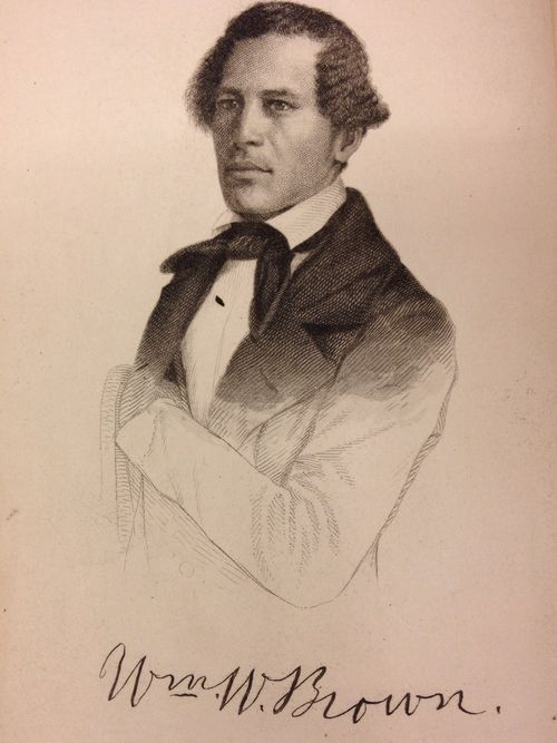 William Wells Brown (portrait)
