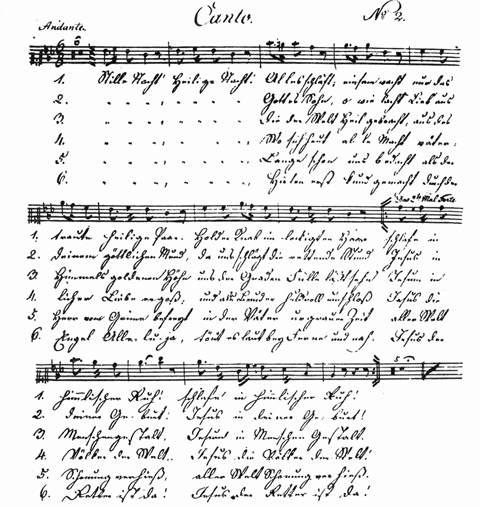 Stille Nacht MS 1836