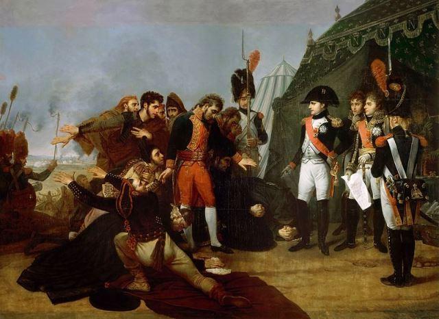 Antoine-Jean_Gros_-_Capitulation_de_Madrid,_le_4_décembre_1808