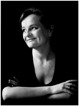 Photograph of Dorthe Nors by Simon Klein Knudsen